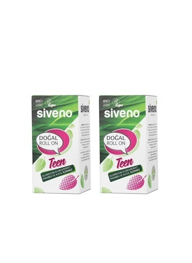 Siveno Siveno Doğal Roll On Kadınlar için,RNKL Renkli